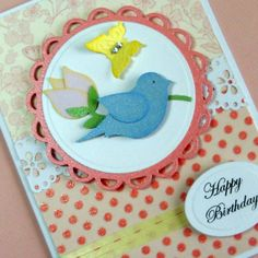 Birthday Card Mother's Day Card Get Well by PuppyLoveCreations