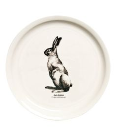 bunny plate | H&M US