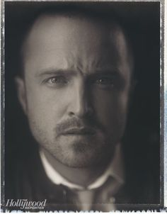 Aaron Paul by Frank Ockenfels