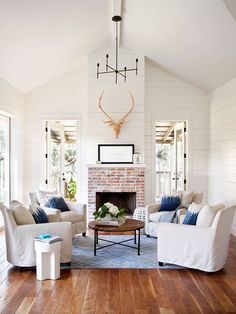 Awesome Family Room Inspiration Ideas
