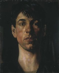 Sir Stanley Spencer, 'Self-Portrait' 1914