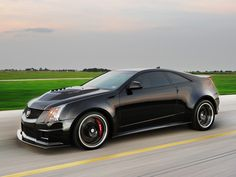 Hennessey Cadillac VR1200 Twin Turbo Coupe '2012