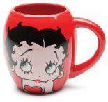 Betty Boop Mug. I want one!!