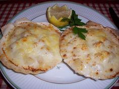 Coquilles St. Jacque