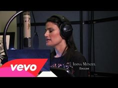 """Let It Go - Multi--language """"Behind The Mic"""" version (from """"Frozen"""") - YouTube song, frozen in 25 languages"""