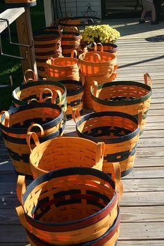 """Dresden, Ohio, Longaberger visit, """"Time for basket shopping"""", visit www.krendainspired.blogspot.com for story"""