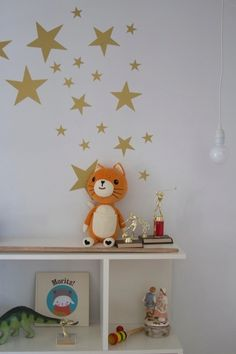 Star Wall Decal.