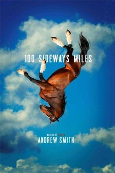100 Sideways Miles by Andrew Smith - Finn Easton, sixteen and epileptic, struggles to feel like more than just a character in his father's cult-classic novels with the help of his best friend, Cade Hernandez, and first love, Julia, until Julia moves away.