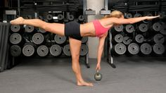 The Stability Workout - strength training routine that challenges your balance and tightens your core