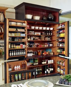 #Kitchen Pantry Pantry