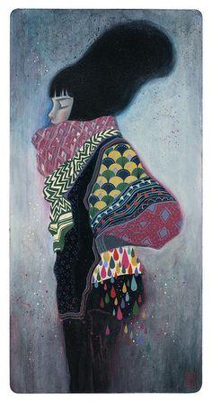 Beautiful art by Stella Im Hultberg