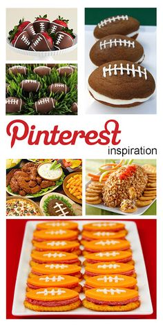 the creative bag blog: superbowl food ideas http://creative-bag.blogspot.ca/search/label/party%20ideas