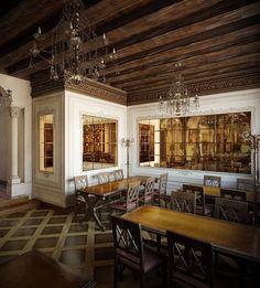 Restaurant by dimosbarbos