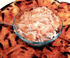 Smoked Salmon Spread Copycat Recipe! 4 oz Smoked salmon, (or salmon ...