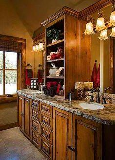 Log Cabin Interiors Photo Gallery | Michigan Cedar Products