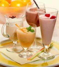 I love my Blender:) Links to drink recipes:)