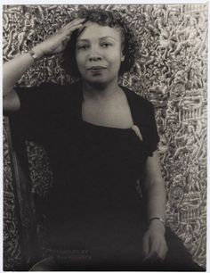 """Dorothy Porter, the first Black woman to be awarded a Masters of Library Science from Columbia University in 1932.   She devoted over 43 years to developing a modern research library to serve the needs of the Howard University community. Wesley retired from Howard in 1973. For her years of service, the university named the library reading room the """"Dorothy B. Porter Reading Room.""""  She was a member of Delta Sigma Theta Sorority."""