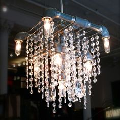 Tribeca Collection Grand Chandelier