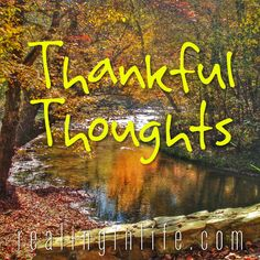 Thankful Thoughts