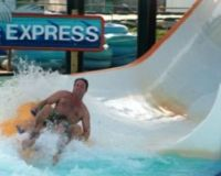 Wild Water and Wheels is a family-friendly water park