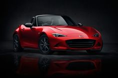 Yes please! The All-New Mazda MX-5 BreaksCover