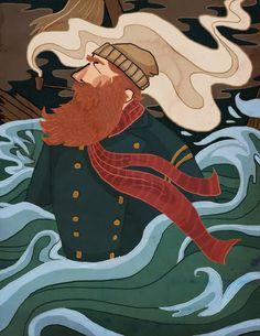 Noelle Stevenson Illustration
