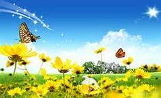A nice peaceful Spring sceanery!