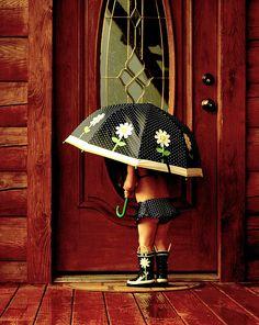 Love a rainy day!