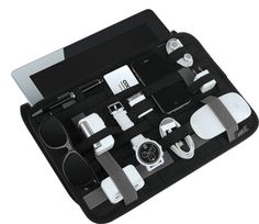 not really a gadget, but a great way to organize all your gadgets.