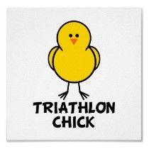Triathlon Chick