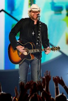 My #1 Artist~Toby Keith <3