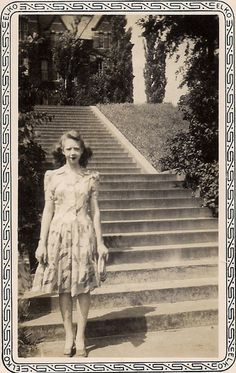 40s summer dress
