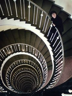 Another Spiral Staircase