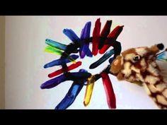 ▶ Geraldine the Giraffe learns /ai/ - YouTube