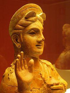 Phoenician (?) sculpture from the Museo de Cádiz