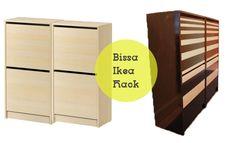 Ikea Hack 1 Ikea Hack: Bissa Shoe Cabinet