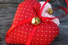 Nordic Christmas Craft: Holiday Hearts