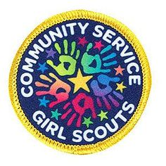 Looking for community service projects to do with your girls? This site has ideas for every month of the year!