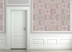 #LouiseBody #wallpaper #behang #papertiles #tiles