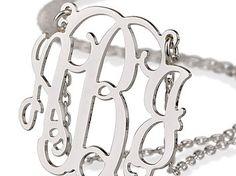 My Monogram Necklace