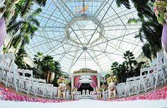 Decor: Suhaag Garden / Photo: Asaad Images - on IndianWeddingSite.com