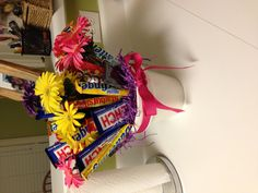 """Thank you gift for the nurses station on the ob ward! """"Thank you for taking such sweet care of our family"""""""