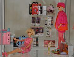 Dolls collecting dolls