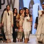 NIDA AZWER collection at Fashion Week Pakistan Season 6