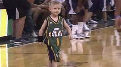 The Anything Can Be project helps JP Gibson realize his dream to play with NBA team for a day.