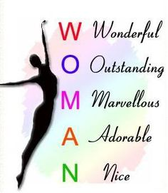 Happy Women's Day! Take care & love yourselves Ladies!