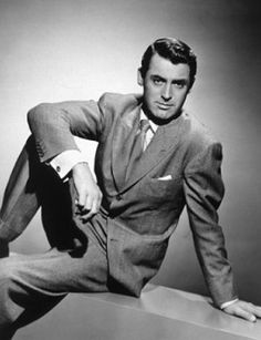 Classic Grey - Cary Grant