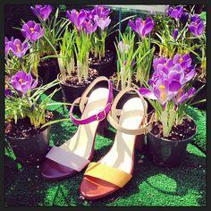 Minetta Sandals. #wanderingsole