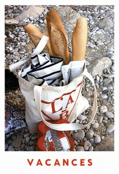 A Bag of Baguettes!
