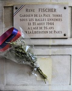 You are Never Far from World War II in Paris